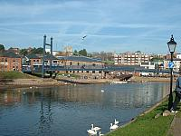 Exeter Quay and Suspension Bridge