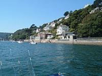 Fishing at Salcombe