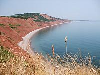 Littleham Cove  and West Down