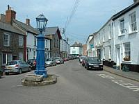 Chulmleigh Village